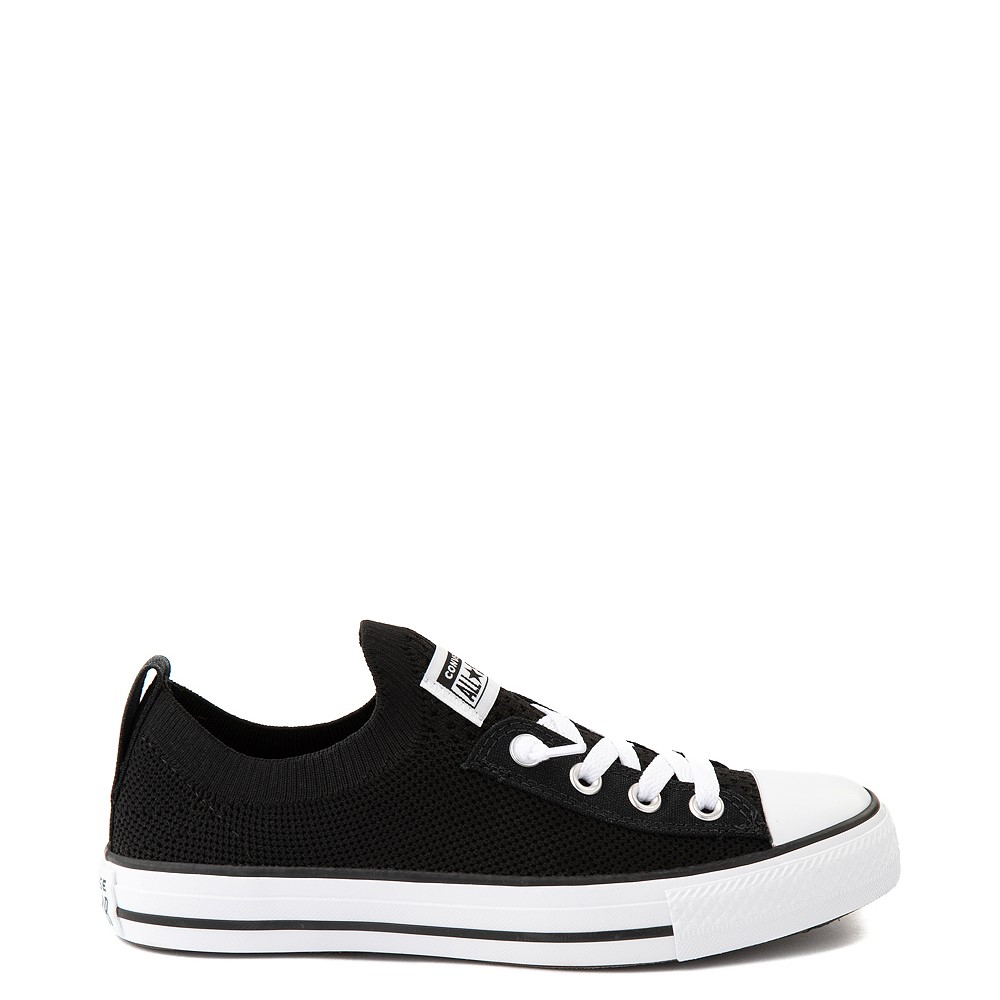 Womens Converse Chuck Taylor All Star Shoreline Knit Sneaker - Black