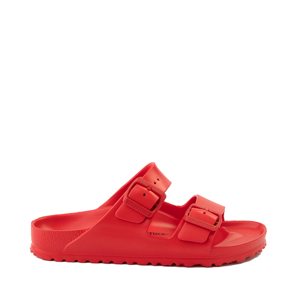 Main view of Mens Birkenstock Arizona EVA Sandal - Active Red