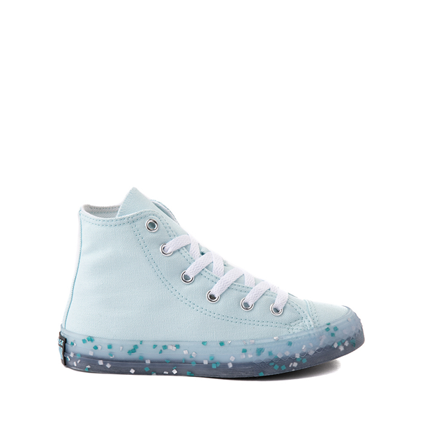 Converse Chuck Taylor All Star Hi Stuff Inside Sneaker - Little Kid / Big Kid - Glacier Blue