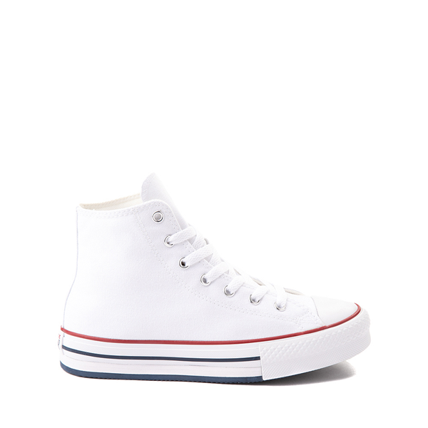 Converse Chuck Taylor All Star Hi Platform Sneaker - Little Kid / Big Kid - White