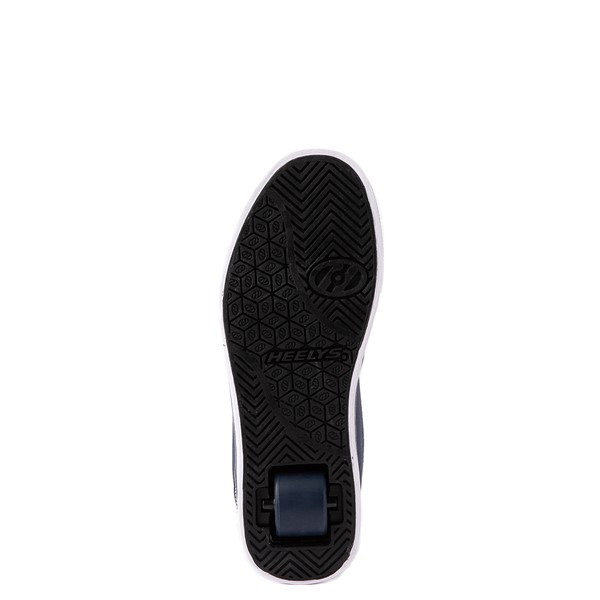 alternate view Heelys Pro 20 Skate Shoe - Little Kid / Big Kid - Navy/WhiteALT3