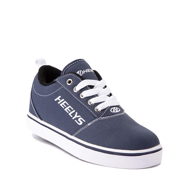 alternate view Heelys Pro 20 Skate Shoe - Little Kid / Big Kid - Navy/WhiteALT5