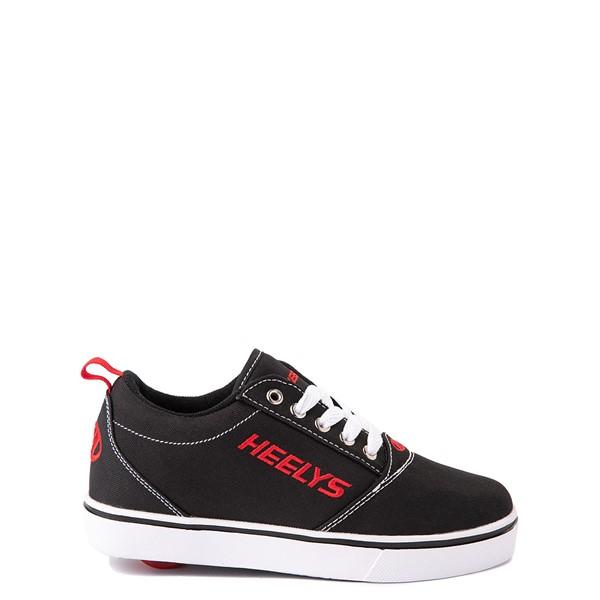Main view of Heelys Pro 20 Skate Shoe - Little Kid / Big Kid - Black / Red