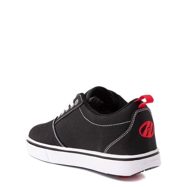 alternate view Heelys Pro 20 Skate Shoe - Little Kid / Big Kid - Black / RedALT1