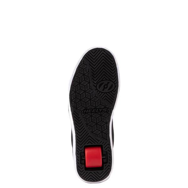 alternate view Heelys Pro 20 Skate Shoe - Little Kid / Big Kid - Black / RedALT3
