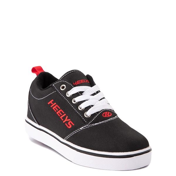 alternate view Heelys Pro 20 Skate Shoe - Little Kid / Big Kid - Black / RedALT5