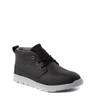Alternate view of UGG® Canoe Chukka Boot - Little Kid / Big Kid - Black