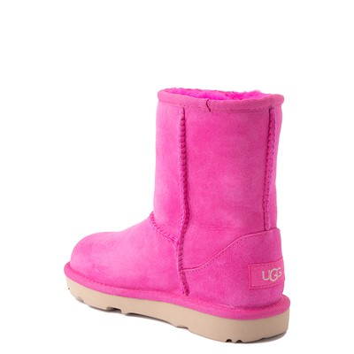 Alternate view of UGG® Classic II Boot - Toddler / Little Kid - Rock Rose