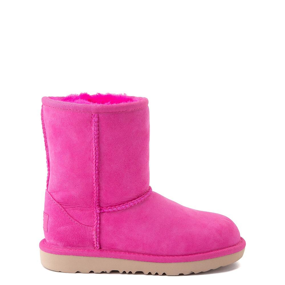 UGG® Classic II Boot - Toddler / Little Kid - Rock Rose