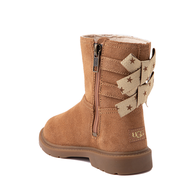 Alternate view of UGG® Tillee Boot - Toddler / Little Kid - Chestnut