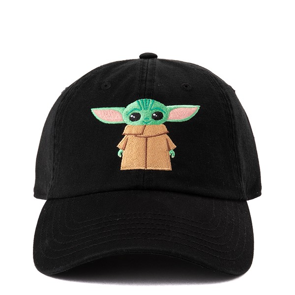 Mandalorian The Child Dad Hat - Black