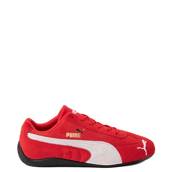 Main view of Mens Puma Speedcat Athletic Shoe - Red