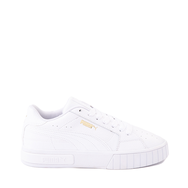 Main view of Womens Puma Cali Star Athletic Shoe - White / Gold