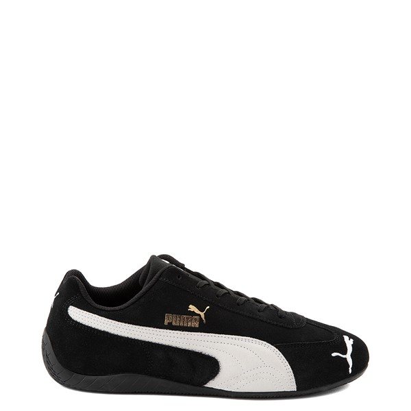 Main view of Womens Puma Speedcat Athletic Shoe - Black