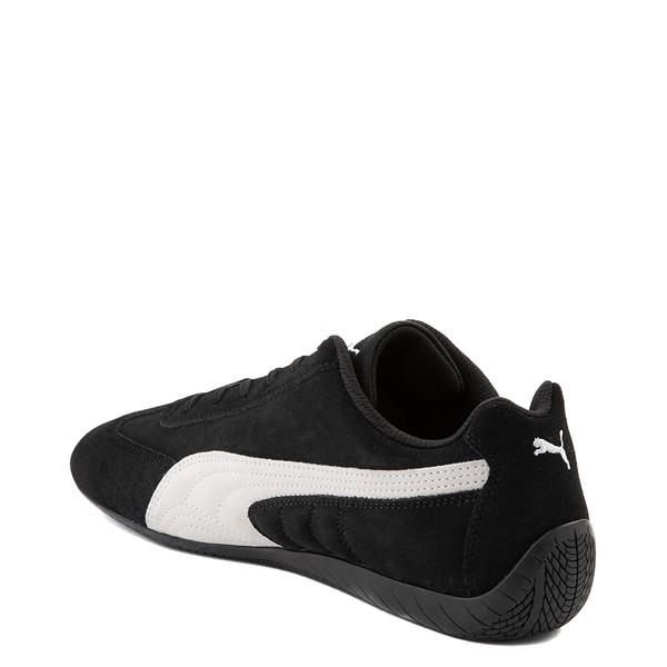 alternate view Womens Puma Speedcat Athletic Shoe - BlackALT1