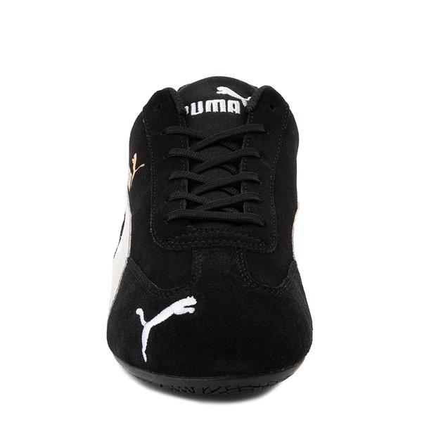 alternate view Womens Puma Speedcat Athletic Shoe - BlackALT4