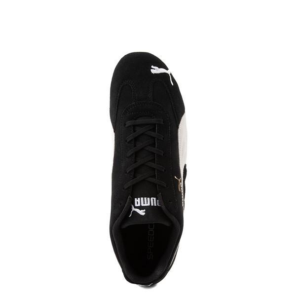 alternate view Womens Puma Speedcat Athletic Shoe - BlackALT4B
