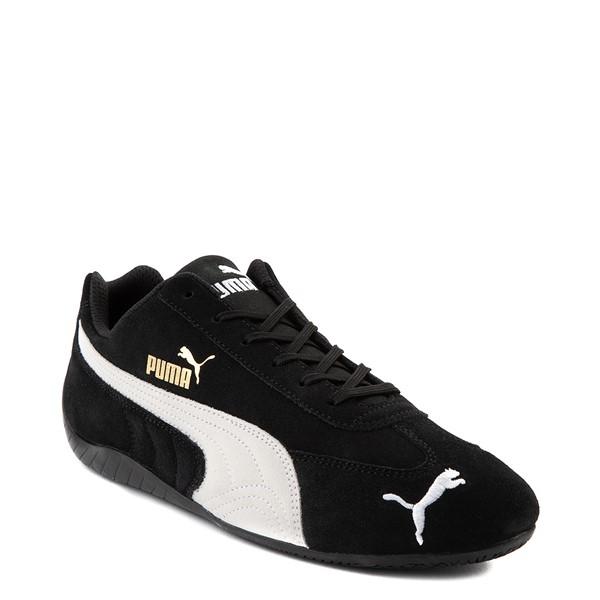 alternate view Womens Puma Speedcat Athletic Shoe - BlackALT5