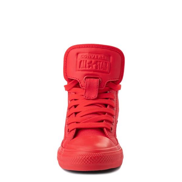 alternate view Converse Chuck Taylor All Star Hi Guard Sneaker - Little Kid - Red MonochromeALT4