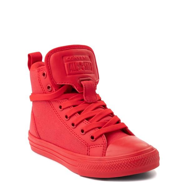 alternate view Converse Chuck Taylor All Star Hi Guard Sneaker - Little Kid - Red MonochromeALT5