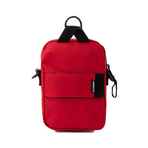 alternate view adidas Utility Festival Crossbody Bag - RedALT1
