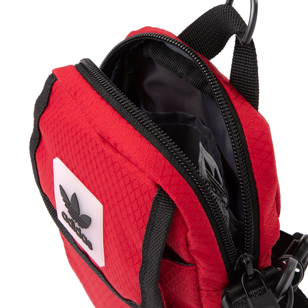 alternate view adidas Utility Festival Crossbody Bag - RedALT2