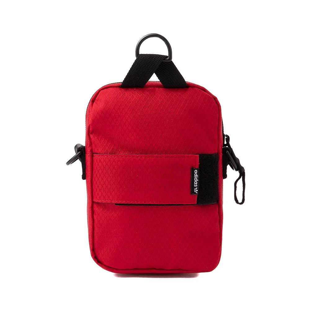 adidas Utility Festival Crossbody Bag - Red