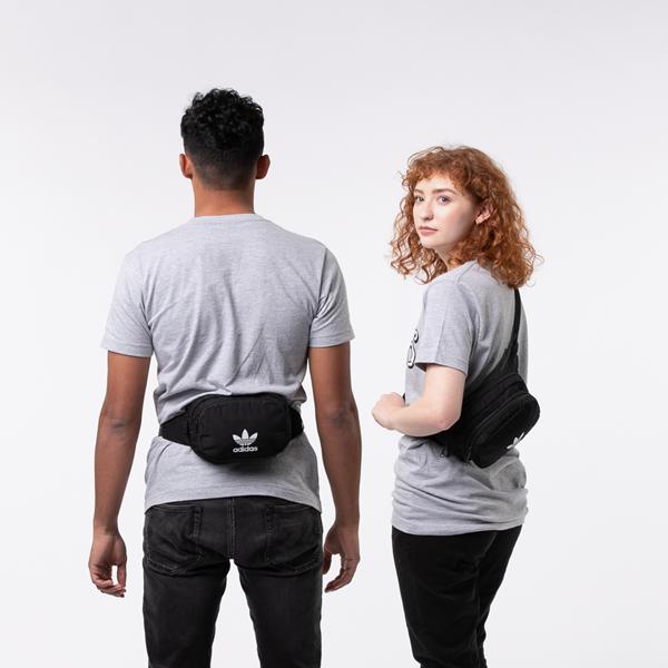 alternate view adidas Originals Sport Waist Pack - BlackALT1BADULT