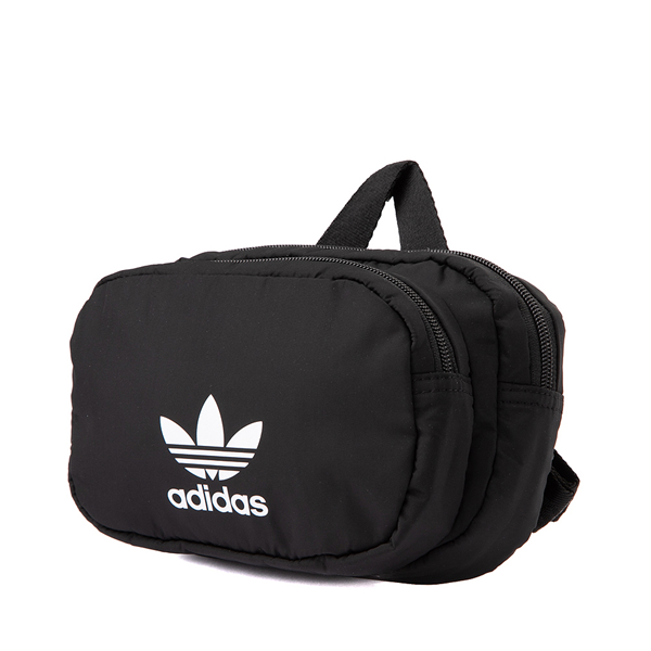 alternate view adidas Originals Sport Waist Pack - BlackALT4