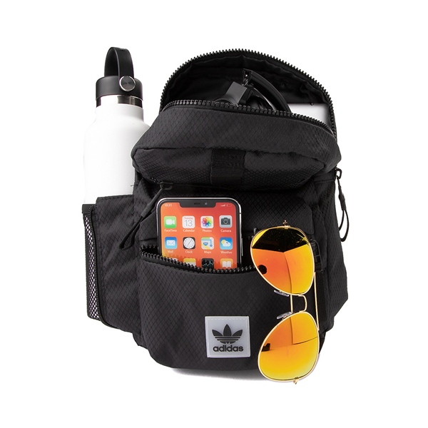 alternate view adidas Originals Utility Sling Bag - BlackALT1
