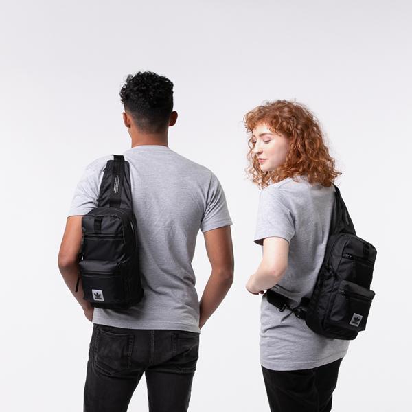 alternate view adidas Originals Utility Sling Bag - BlackALT1BADULT