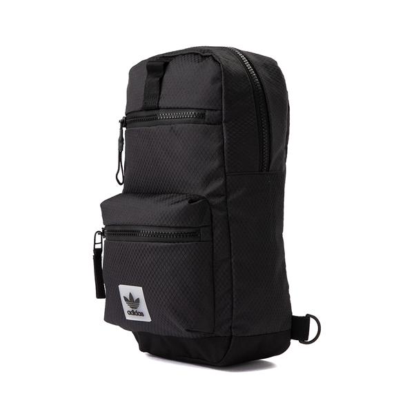 alternate view adidas Originals Utility Sling Bag - BlackALT4