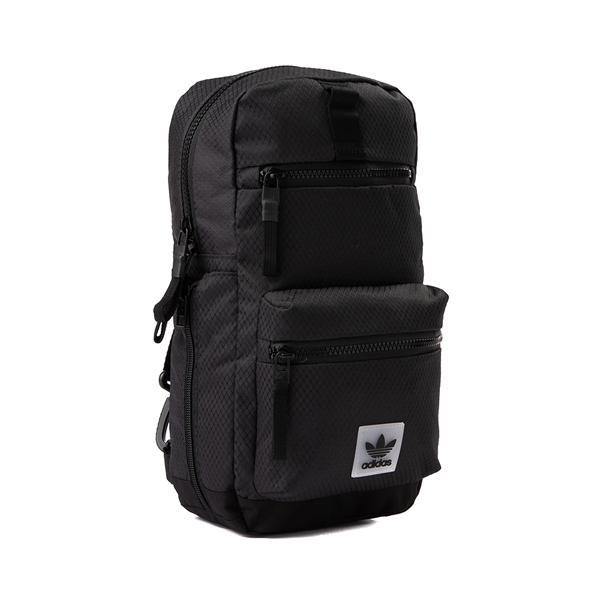 alternate view adidas Originals Utility Sling Bag - BlackALT4B