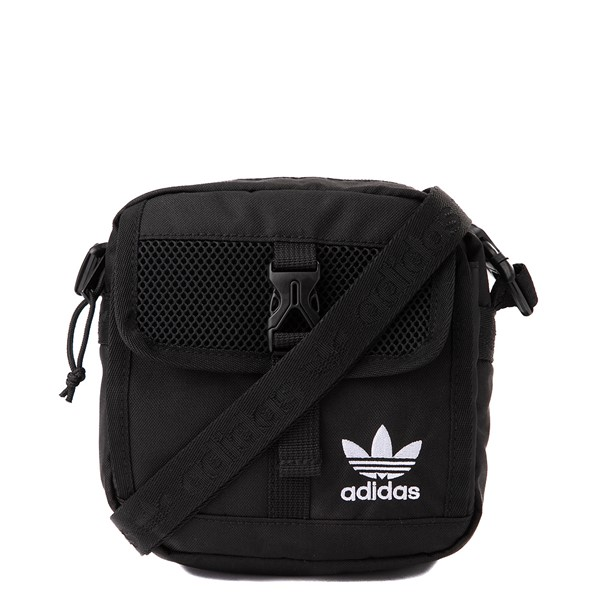 adidas Originals Large Festival Crossbody Bag - Black