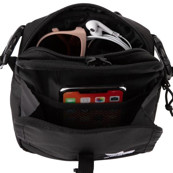 alternate view adidas Originals Large Festival Crossbody Bag - BlackALT3B