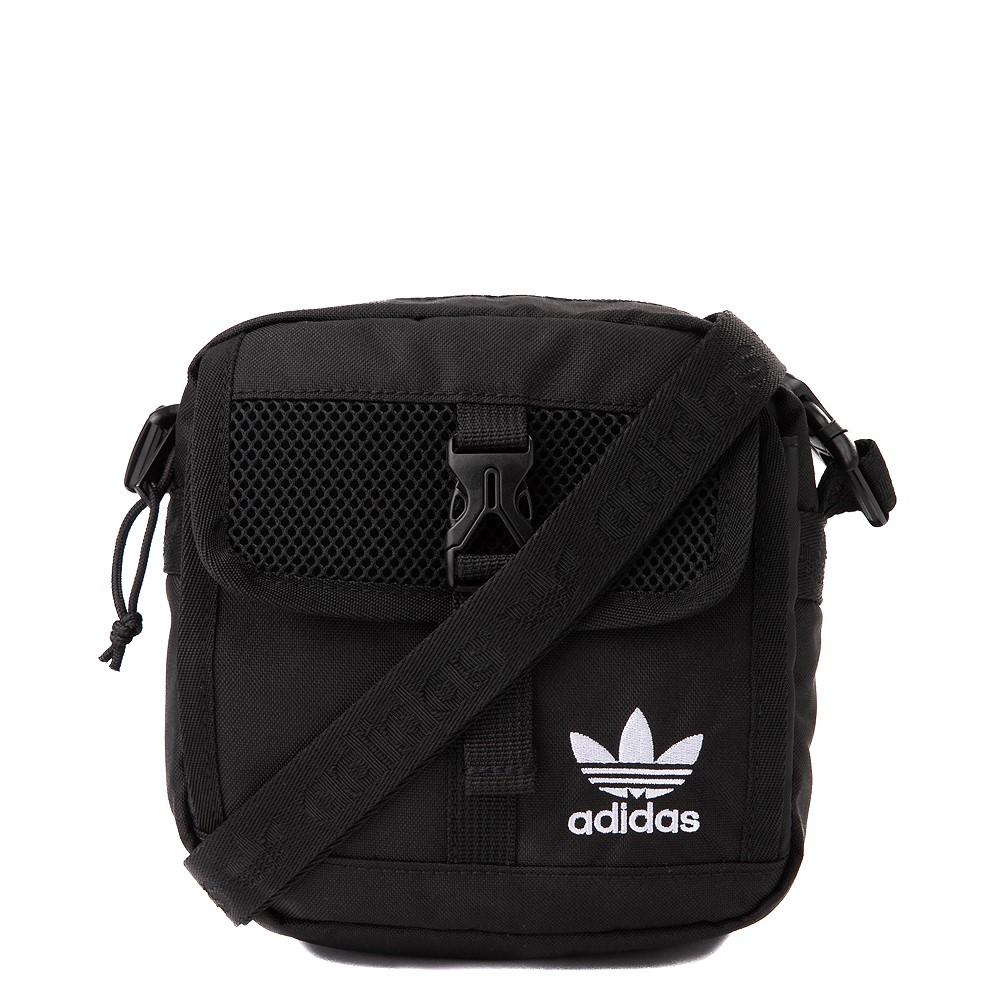 adidas Originals Large Festival Crossbody Bag - Black