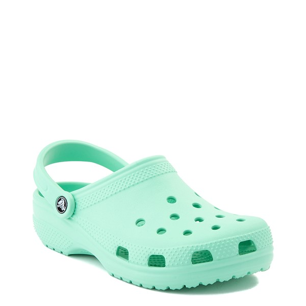 alternate view Crocs Classic Clog - PistachioALT5