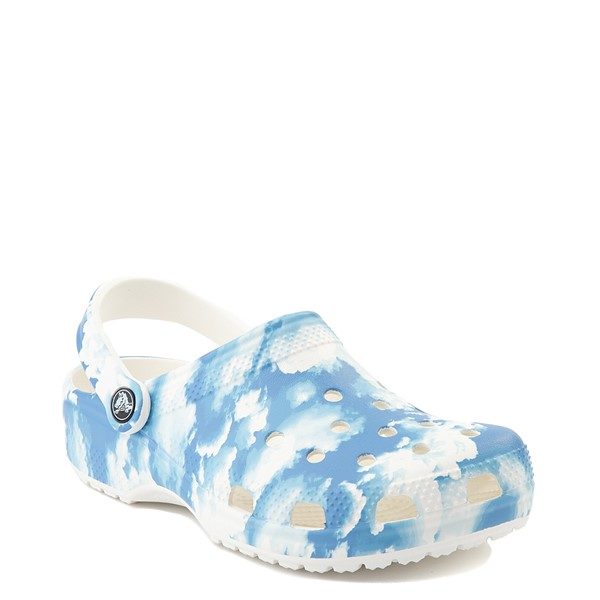alternate view Crocs Classic Clog - CloudsALT5