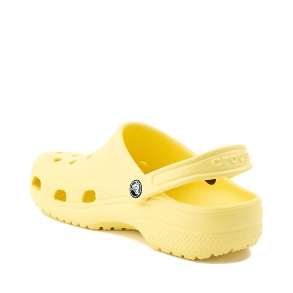 alternate view Crocs Classic Clog - BananaALT1