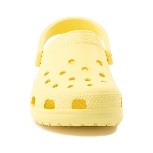 alternate view Crocs Classic Clog - BananaALT4
