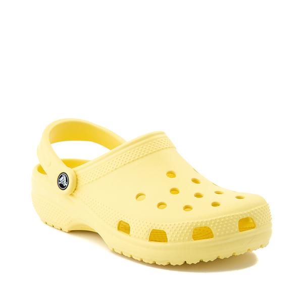 alternate view Crocs Classic Clog - BananaALT5