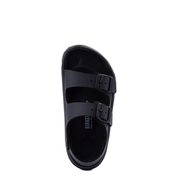 alternate view Birkenstock Mogami Sandal - Toddler / Little Kid - BlackALT2