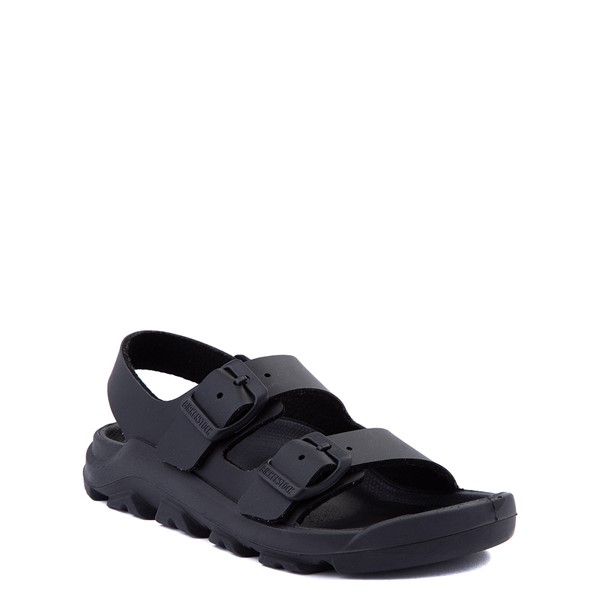 alternate view Birkenstock Mogami Sandal - Toddler / Little Kid - BlackALT5