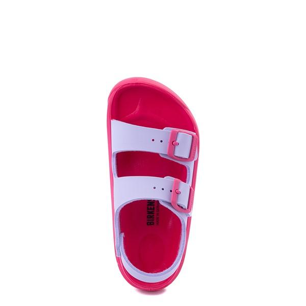 alternate view Birkenstock Mogami Sandal - Toddler / Little Kid - Icy Purple Fog / PinkALT2