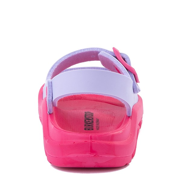 alternate view Birkenstock Mogami Sandal - Toddler / Little Kid - Icy Purple Fog / PinkALT4