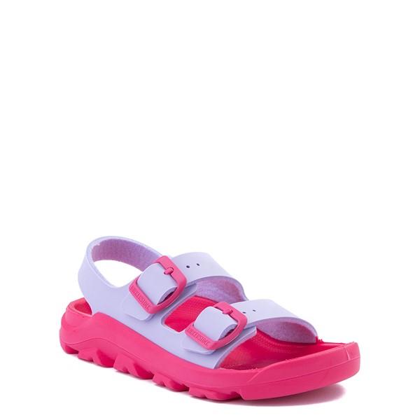 alternate view Birkenstock Mogami Sandal - Toddler / Little Kid - Icy Purple Fog / PinkALT5