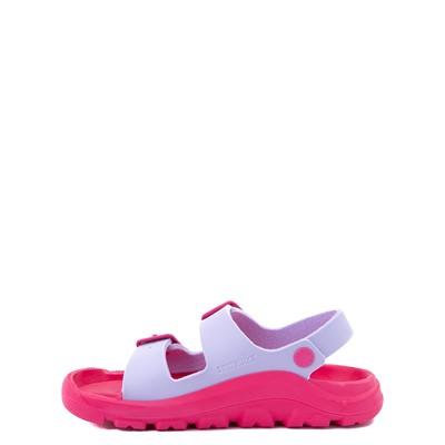 Alternate view of Birkenstock Mogami Sandal - Toddler / Little Kid - Icy Purple Fog / Pink