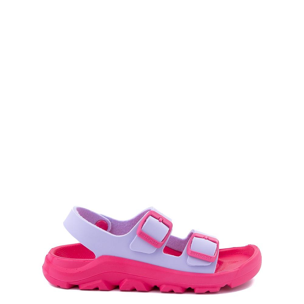 Birkenstock Mogami Sandal - Toddler / Little Kid - Icy Purple Fog / Pink