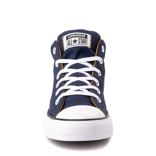 alternate view Converse Chuck Taylor All Star Street Mid Sneaker - Navy / Dark SobaALT4