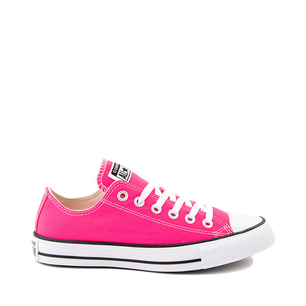 Main view of Converse Chuck Taylor All Star Lo Sneaker - Hyper Pink